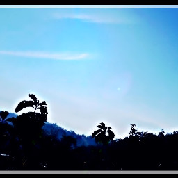 hillstation iphonography bluesky calm beautifulview