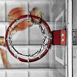 freetoedit basketball basketballneverstops colorful action