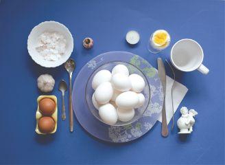 freetoedit minimalism blue eggs stilllife