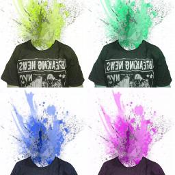colorburst splashofcolor colorpowder