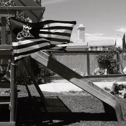 falloutboy flag blackandwhite