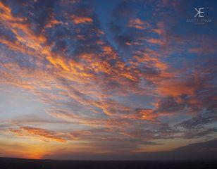peru southamerica huacachina sunset desert