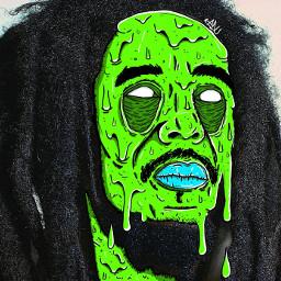 bobmarley reggae grimeart draw drawing