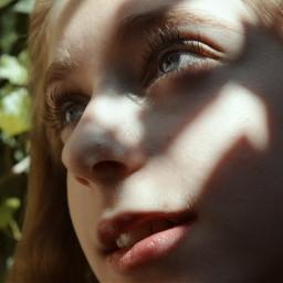 portrait photography emotions nature retro