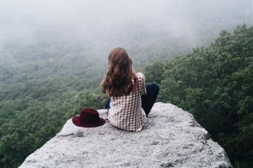 freetoedit girl portrait nature landscape