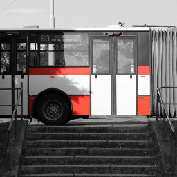 streetphotography cars bus stairs urban