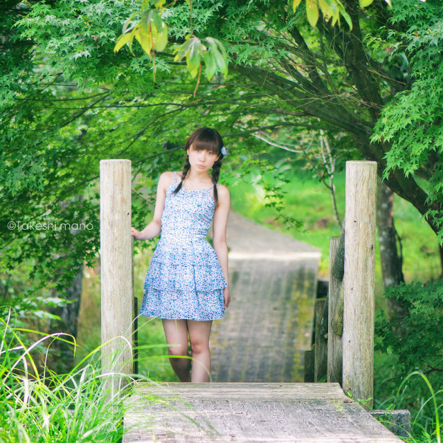 #portraits #portrait #portraitphotography #woman #womanportrait #japan #nature #green #girl