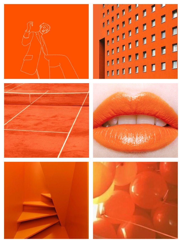 Orange Aesthetic Orange Aesthetic Orangeaesthetic Urban...