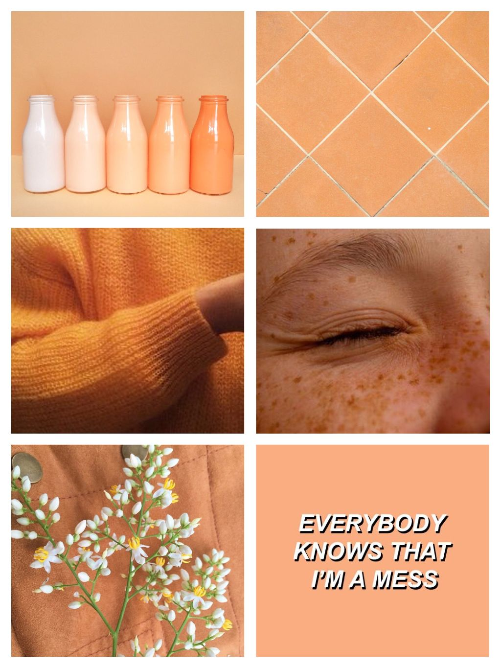 Pale Orange Aesthetic Aesthetic Orange Pale Paleorange