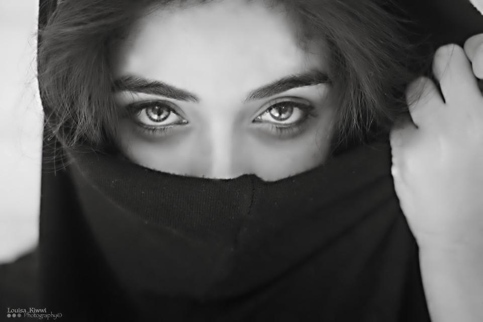 Beautiful Anna  #bw #eyes #arabico #people #eyes #summer #photography #FreeToEdit