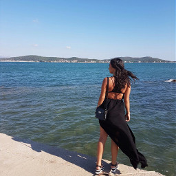 cunda nofilter landscape serenity freedom sea FreeToEdit
