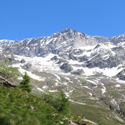 mountains colorful colorsplash landscape nature