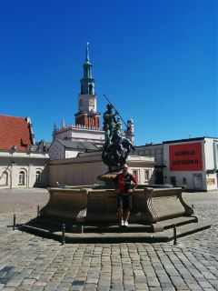 travel summer poland poznan poznanoldtown