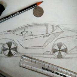 cars sketch my pencilart