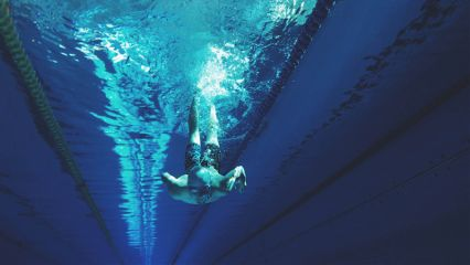 freetoedit water human swimming diving