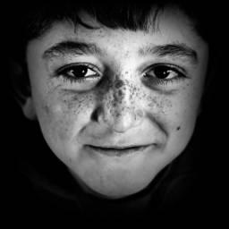 bw bnw portrait kids blackandwhite FreeToEdit
