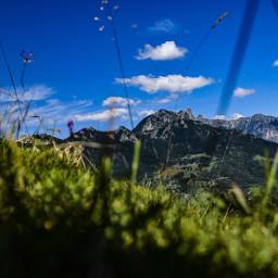 italy nature travel landscape summer