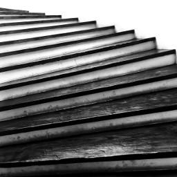 stairs black freetoedit