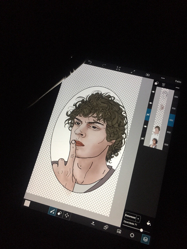rip to the drawing that accidentally got deleted :(